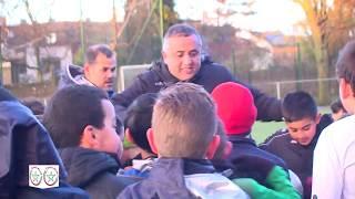 Ahmed RAMI Président Brussels Football Académie