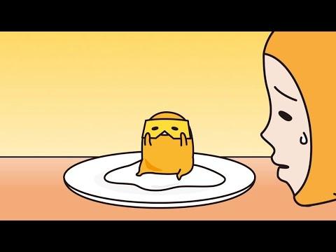 ぐでたまアニメ 第812話 第813話 公式配信(English subtitled) видео