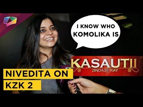 Nivedita Basu Says I Know Who Komolika Is | Excite