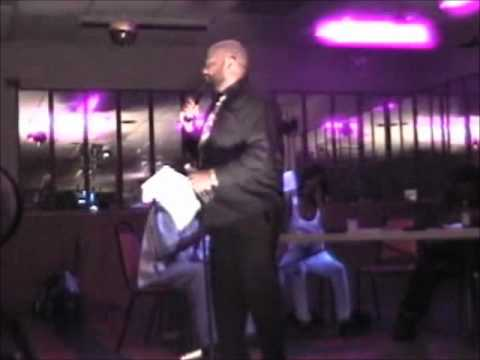 COMEDIAN JAY SCOTT ..COMEDY ROAST FACE FOWARD ENT