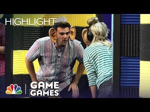 Season 2, Episode 8: Say Whaaat? - Ellen's Game of Games (Episode Highlight)