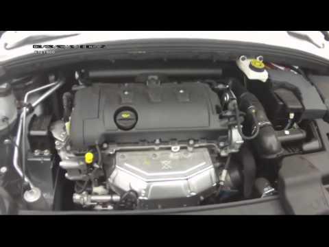 Какой двигатель в ситроен с4 фотка