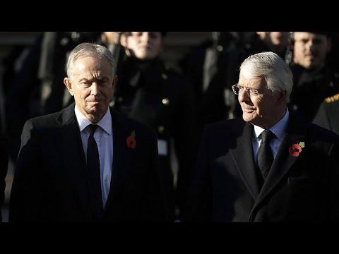 Brexit: Πρώην πρωθυπουργοί βάλλουν κατά του Μπόρις Τζόνσον…