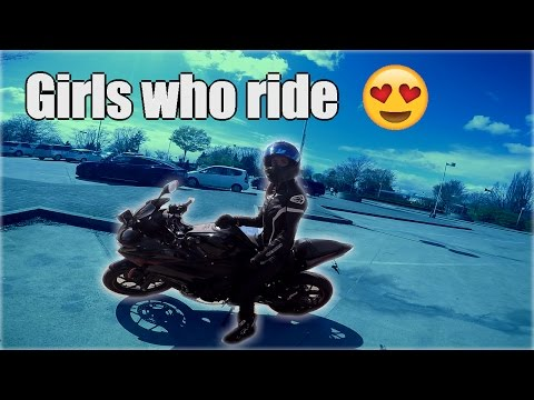 Video Meeting a CUTE girl rider! download in MP3, 3GP, MP4, WEBM, AVI, FLV January 2017