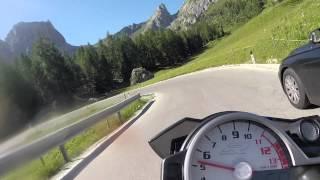 Selva Di Cadore Italy  city photos gallery : BMW S1000R: Selva di Cadore - Passo Giau - Passo Falzarego