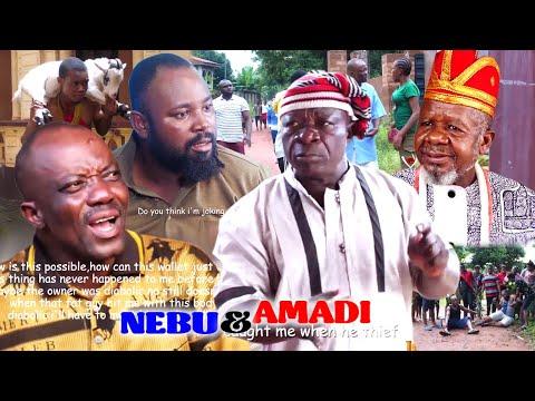 NEBU AND AMANDI 1&2 - UWAEZUOKE 2021 LATEST NIGERIAN NOLLYWOOD IGBO COMEDY MOVIE FULL HD