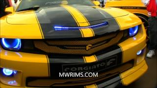 "Video CAMARO SS ZL1 TTOPS SUPERCHARGED BODYKIT BUMBLE BEE ON 26"" FORGIATO RIMS MP3, 3GP, MP4, WEBM, AVI, FLV Agustus 2019"
