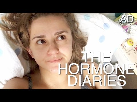 Tracking My Fertility! | The Hormone Diaries Ep. 10 | Hannah Witton | ad