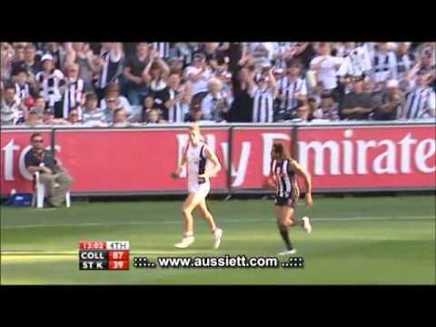 2010 Grand Final Replay Collingwood v St. Kilda Highlights