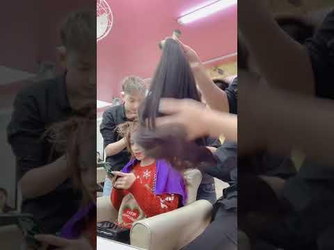 658 Video của Salon chuyến nối tóc Bắc Hugo