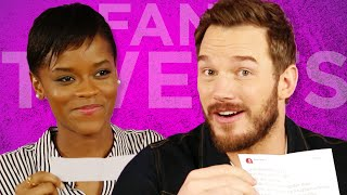 "Video ""Infinity War"" Cast Reacts To Fan Tweets MP3, 3GP, MP4, WEBM, AVI, FLV Februari 2019"