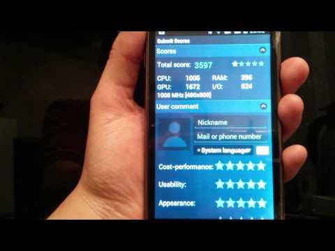 Video review del Yuntab P500 el Smartphone chino de 55€