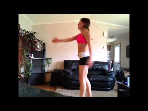 Insanity Workout Video Plyometric Cardio Circuit Day One