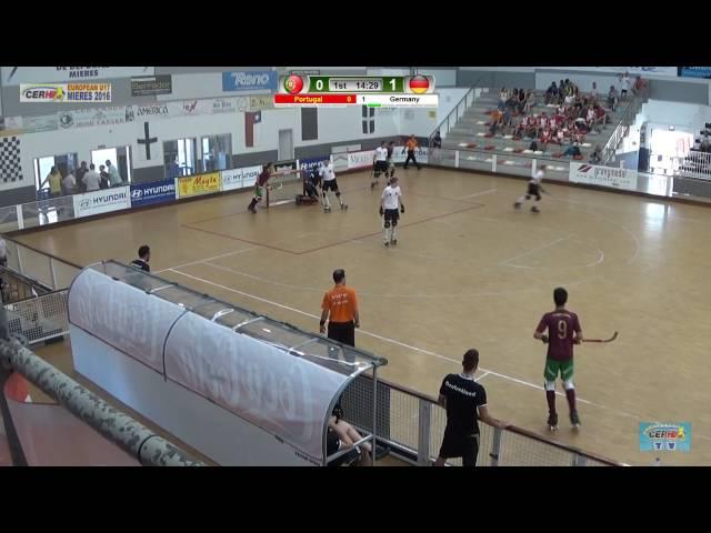 "Portugal-Germany | Group ""A"" | Euro U17 Mieres 2016 | Game #11"