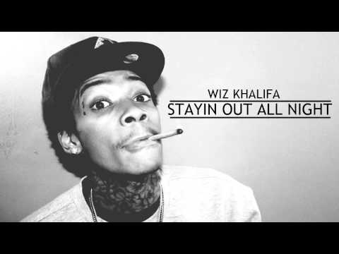 Wiz Khalifa - Stayin Out All Night [Official Audio]