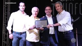 Visita na Record - 08/08/2021 - Seminovos com selo de garantia e qualidade