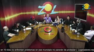 Locutor Jesus Rivera comenta las grandes mentiras de la historia dominicana en Elmismogolpe parte2