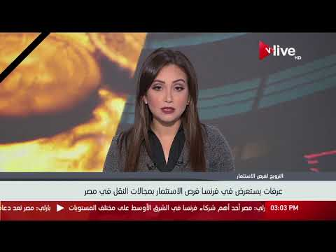 وزير النقل يستعرض في فرنسا فرص الاستثمار بمجالات النقل في مصر
