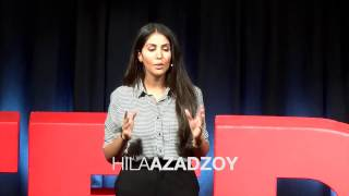 Rethinking the way we provide access to Higher Education | Hila Azadzoy | TEDxHSG