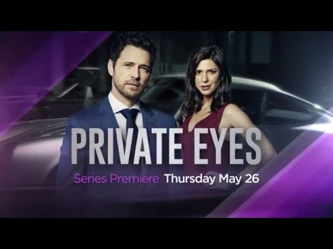 Private Eyes  GlobalTV Trailer
