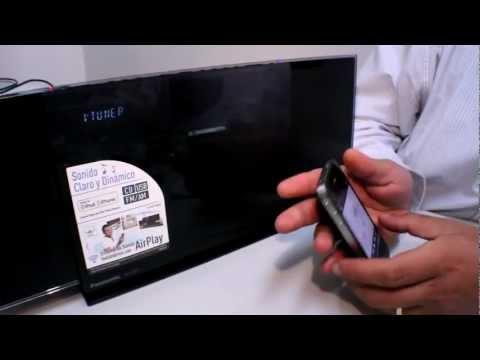 Reseña: Microcomponente Panasonic SC--HC57