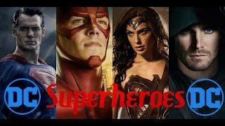 Video The Script - Superheroes | Dc Comics Tribute | HD MP3, 3GP, MP4, WEBM, AVI, FLV April 2018