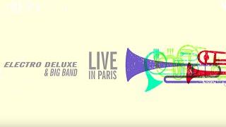Electro Deluxe live @ Alhambra cd/dvd