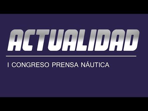 Primer Congreso Prensa Náutica 2015