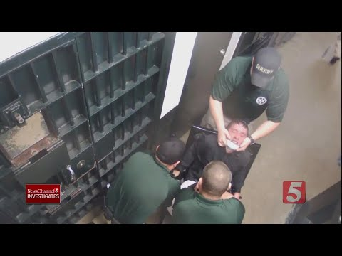 Restrained Man Repeatedly Tased According to Lawsuit
