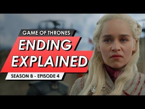 Game Of Thrones: Season 8: Episode 4: Ending Explained, Story Recap + Episode 5 Predictions