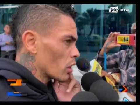 Jonathan Alvez pasó chequeos médicos en Barcelona