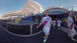 LA GALAXY DEBUTS VR MINI SERIES FEATURING SOCCER STAR STEVEN GERRARD