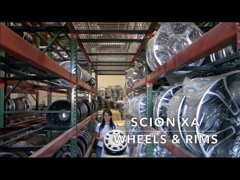 Factory Original Scion xA Rims & OEM Scion xA Wheels – OriginalWheel.com