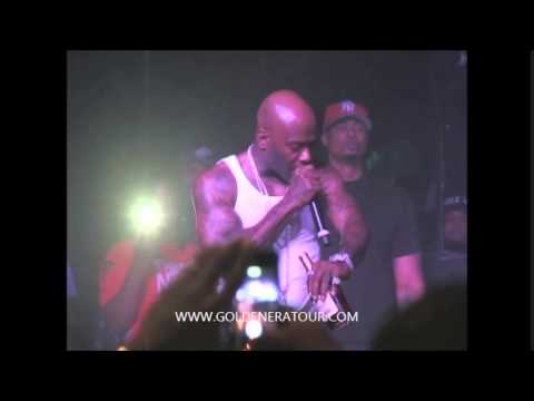 Treach Golden Era Tour performance
