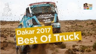 Truck: , won the DAKAR 2017 in front of and . More information on: http://www.dakar.com Social media: ...