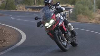 2. Essai des Triumph Tiger 1200 XRT et XCA 2018