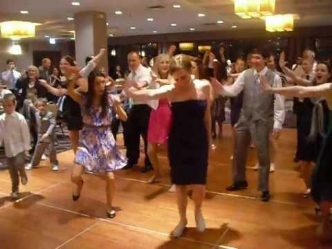 Katie Amp Jimmys Wedding Flash Mob LMFAO Party Rock