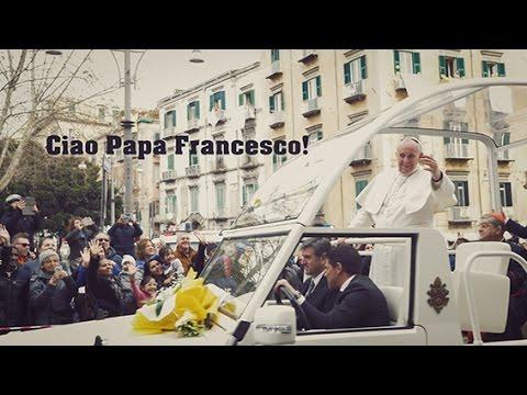 visita di papa francesco a napoli