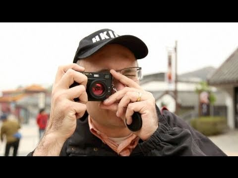 Camera - In this new feature we challenge one pro photographer to do a photo shoot with a cheapo camera. The camera is chosen entirely at random, with the choice of: ...