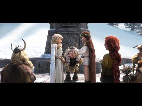 "How To Train Your Dragon: The Hidden World (2019) - ""Wedding Scene"""