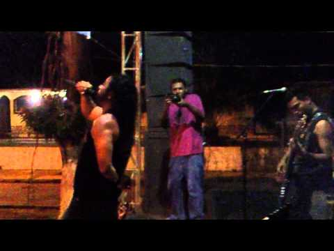 Razga Mortalha ao vivo em Soure, Rock Time Itinerante (Parte 3)