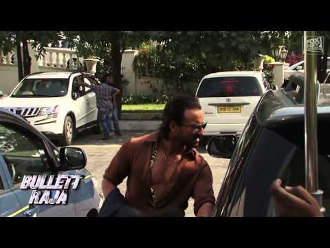 Bullett Raja : Behind-the-scenes : Saif Ali Khan - the Bullett Raja is in the house