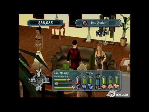 playboy mansion walkthrough playstation 2