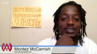 Author Interview with Montez McCAmish