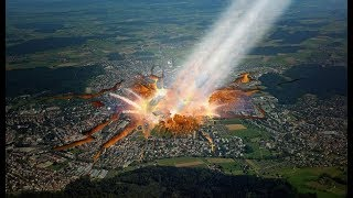 The Science Behind Asteroid Impacts | Fire In The Sky by Your Discovery Science