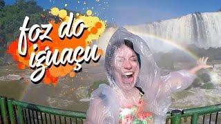 Foz Do Iguacu Brazil  city photo : O MELHOR DE FOZ DO IGUAÇU EM 2 DIAS!