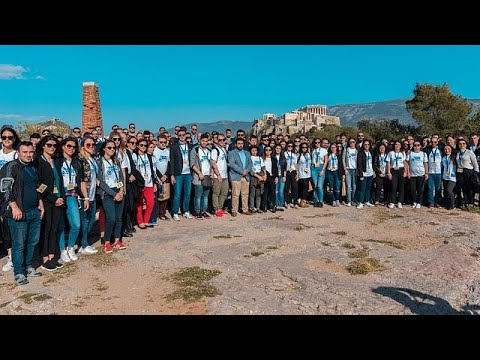 Forum απανταχού νέων Ελλήνων: «Είμαστε παθιασμένοι με την Ελλάδα»