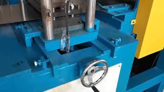 Steel Flush Econo Boards Fabricating Machine youtube video
