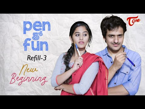 Pen tho Fun | Refill #3 | by Trishool Jeethuri | TeluguOne Originals