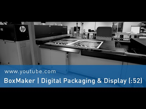 Experience the Power of Digital Packaging and Display